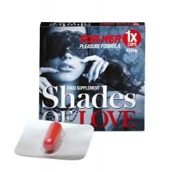 Shade of love - aphrodisiaque pour femme