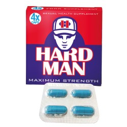 Hard Man aphrodisiaque homme x 4