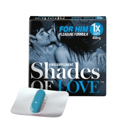 Shade of love, aphrodisiaque pour homme.