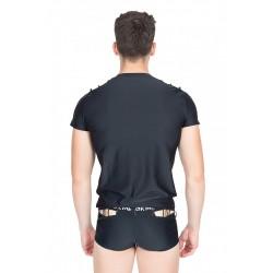 T-Shirt Marker Noir