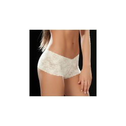 Boyshort dentelle 90 White