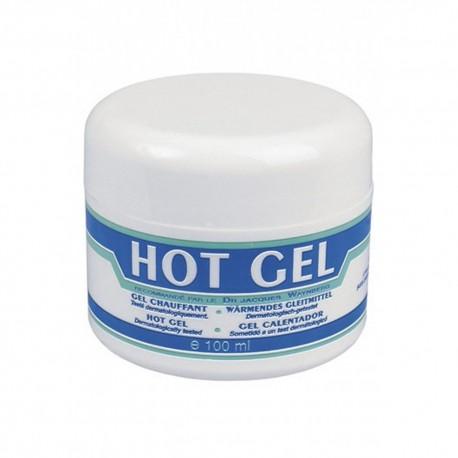 Gel lubrifiant chauffant 100ml