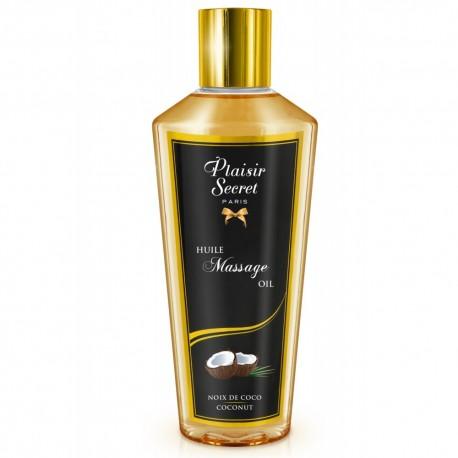 Huile de massage sèche noix de coco 250ml