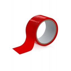 Tape ruban bdsm rouge