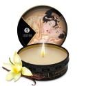 Mini bougie de massage vanille 30ml