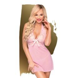 Mini robe et string assorti Rose Sweet spicy - PH0004PNK